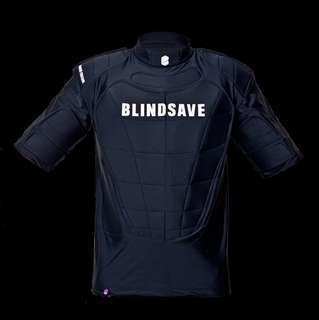 🚚 Blindsave Floorball Goalie rebound control Vest top (short sleeve)