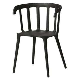 Sturdy Excellent Designer Chair with Armrest