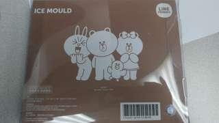 Line ice mould friends 製冰格