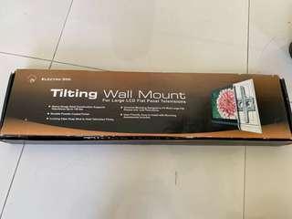 TV tilting wall mount