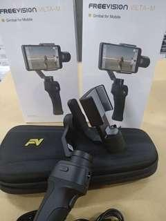 BNIB high review 3-Axis Gimbal Stabilizer for Smartphones