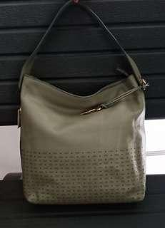 Fossil maya hobo small bay leaf (Reprice)