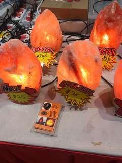🚚 Himalaya Natural Rock salt lamp