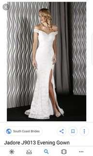 J'Adore Ivory Wedding Gown