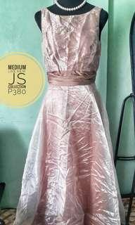 JS prom dress