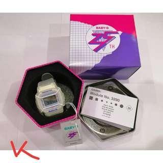 100% Original Baby G 25th Anniversary BGD-525-7D