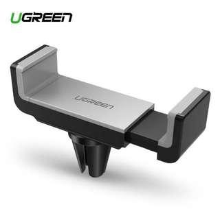 🚚 UGREEN Car Phone Holder Air Vent Mount (iPhone X/XS/XR; Samsung S8+ etc)