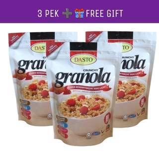 Dasto granola