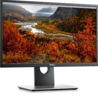 🚚 Refurbished Dell LED Monitor P2217H IPS Screen