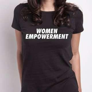 Woman Empowerment Top