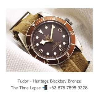 Tudor - Heritage Blackbay Bronze