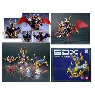 SDX Gundam Satan Chogokin