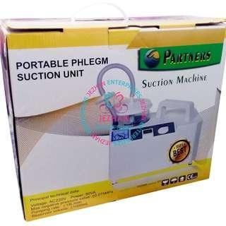 Partners Suction Machine