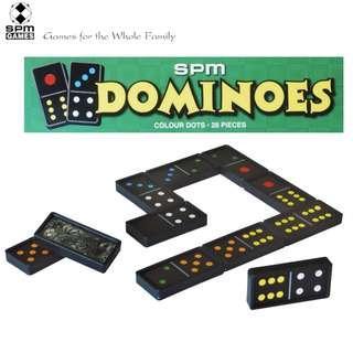 SPM Games Dominoes