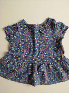 Mothercare top 0-3m