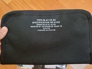 全新ZUCCA護照袋