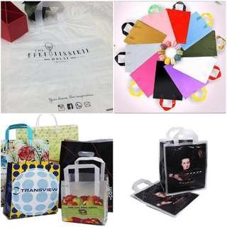 Custom Printed Soft Loop Plastic Bag Supplier Malaysia