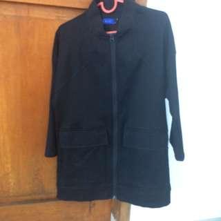Wastu Black Outerwear