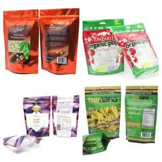 Printed Food Packaging Supplier Malaysia