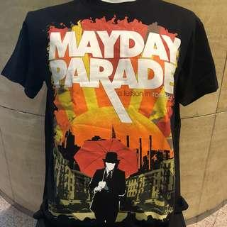 🚚 Mayday parade lesson in romance rock t shirt