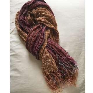 頸巾 ($10/2條)