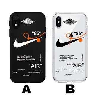 🚚 Nike Off White Phone Case