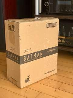 Hot Toys dx12 Batman brand new with brown box
