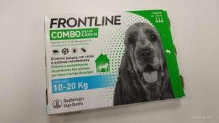 Frontline combo dog 狗滴頸用 一盒三劑(包寄順豐站)