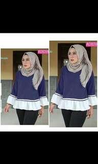 Leza blouse atasan wanita