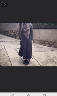 Dress hijab by maima ukuran M