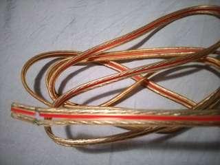 🚚 高級喇叭線5M/hi-end speaker cable 5m
