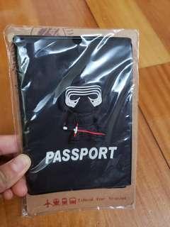 黑武士Passport套