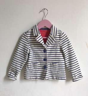 Striped Jacket by Mothercare
