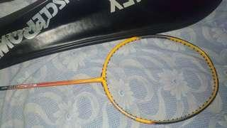 2-in-1 Badminton Racket and Shoes