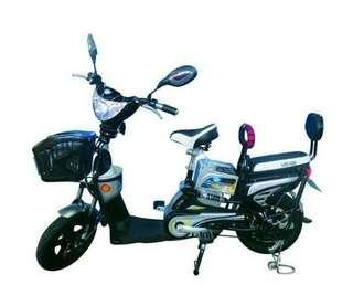 Sepeda Listrik Ban Tubles Indobike Cash N Credit