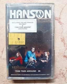 Kaset Pita Hanson - This Time Around 📼 New/Sealed