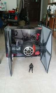 Star Wars First Order Tie Fighter (Black Series)