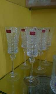 Crystal D'Arques Wine Glass