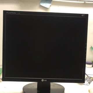 Lcd Monitor samsung & LG 17 inci