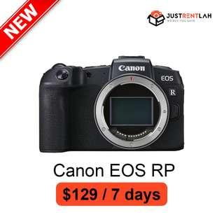 [RENT] Canon EOS RP Mirrorless Camera (Body Only)