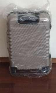 24吋ABS香檳金行李箱