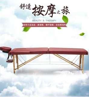 Foldable Massage / Facial Bed