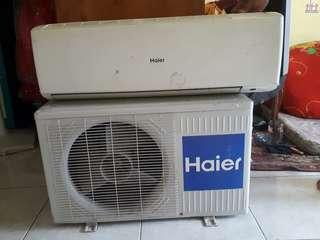 AC haier 3/4pk