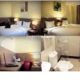 2D1N BIZ HOTEL PACKAGE
