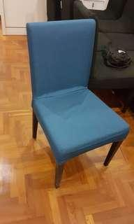 🚚 Used Fabric Chair . 10 pieces