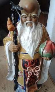 Fu lou shou - longevity idol