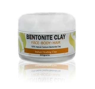 Coles Bentonite Clay (300 grams)