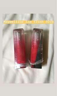 Maybeline lip flush (RD01)
