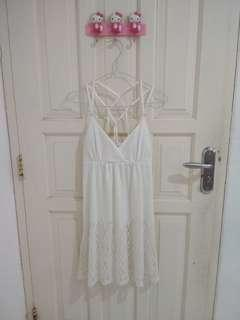 White Dress Agneselle New