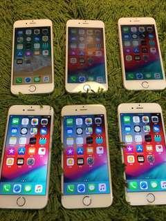 iphone6 16G 台南面交  銀色金色 評價破千